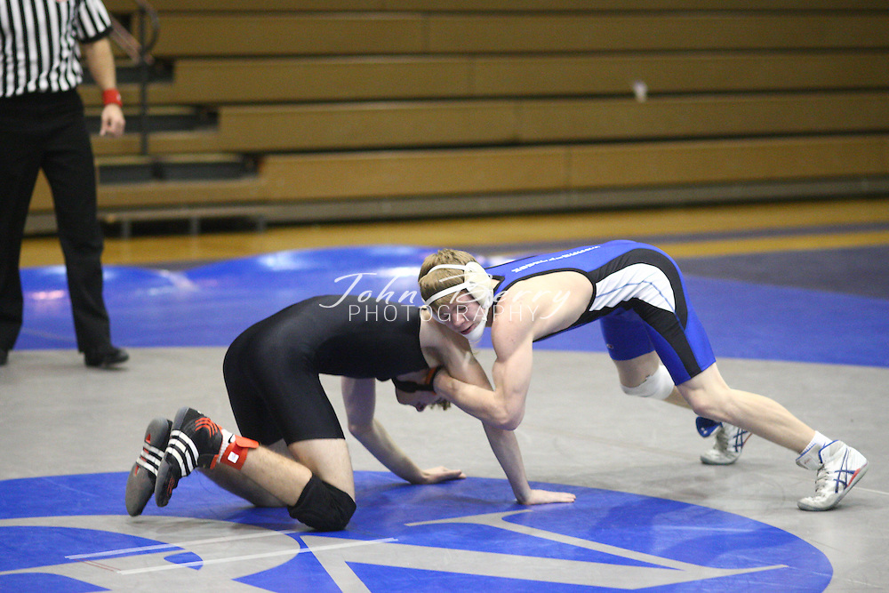 MCHS Wrestling.vs Charlottesville.Mountaineer Classic.1/5/08