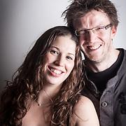 Pammy and Andrew