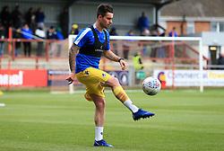 Michael Kelly of Bristol Rovers warms up - Mandatory by-line: Matt McNulty/JMP - 27/04/2019 - FOOTBALL - Highbury Stadium - Fleetwood, England - Fleetwood Town v Bristol Rovers - Sky Bet League One