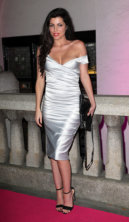 Louise Cliffe arriving at the Inspiration Awards for Women in London, Wednesday, 2nd October 2013. Picture by Stephen Lock / i-Images