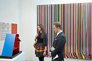 UK. London. The Frieze Art Fair in Reagent's Park. .Photo by Steve Forrest