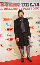 Actor Bradley Cooper attends the 'Silver Linings Playbook' (El Lado Bueno De Las Cosas) premiere at the Callao cinema on January 16, 2013, Madrid, Spain. Photo by Nacho Lopez / DyD Fotografos / i-Images...SPAIN OUT