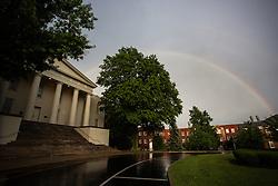 Transylvania campus photos after rainstorm, Sunday, June 16, 2013 at Transylvania University in Lexington.