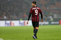 Milano - 19.10.2017 - Milan-AEK Atene - Europa League   - nella foto:  Andre Silva