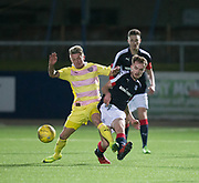 Dundee's Conor Quigley - Dundee v Hearts in the SPFL Development League at Links Park in  Montrose : Image &copy; David Young<br /> <br />  - &copy; David Young - www.davidyoungphoto.co.uk - email: davidyoungphoto@gmail.com
