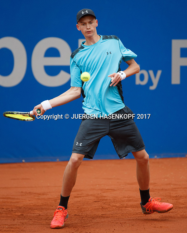 Jakob Cadonau, Rudi-Berger-Cup, Junioren Turnier<br /> <br /> Tennis - BMW Open 2017 -  ATP  -  MTTC Iphitos - Munich -  - Germany  - 7 May 2017.