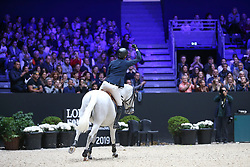 Fuchs Martin, SUI, Clooney 51<br /> LONGINES FEI Jumping World Cup™ - Lyon 2019<br /> © Hippo Foto - Julien Counet<br /> 03/11/2019