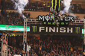 2012 AMA Supercross - Anaheim One