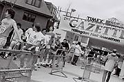 Hillingdon half-marathon, London, UK, 1986.