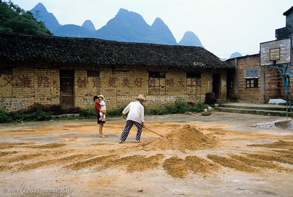 Farmer, China