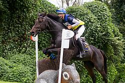 Freskgard Anna, SWE, Box Qutie<br /> World Equestrian Games - Tryon 2018<br /> © Hippo Foto - Sharon Vandeput<br /> 16/09/2018
