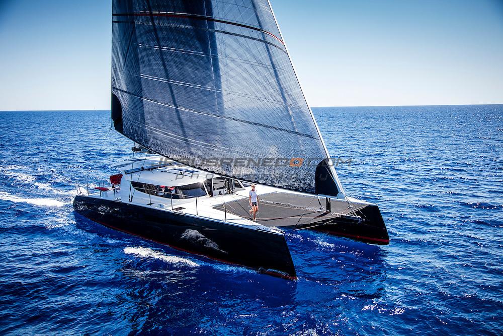 HH 66 Performance Catamaran, Mallorca July 2016<br /> &copy;jesusrenedo.com