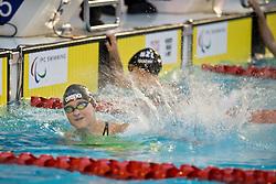 ZIJDERVELD Chantalle NED at 2015 IPC Swimming World Championships -  Women's 100m Breaststroke SB9