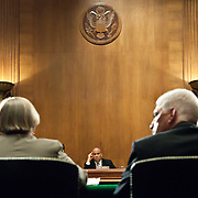 Sen. Cory Booker (NJ) chaired a hearing of the U.S. Senate Committee on Environment & Public Works' Subcommittee on Oversight on Tuesday, June 10, 2014.  For The (NJ) Record