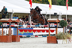 Hemeryck Rik (BEL) - Challenge vd Begijnakker<br /> Belgisch Kampioenschap Senioren 2010 <br /> Photo © Hippo Foto - Leanjo de Koster