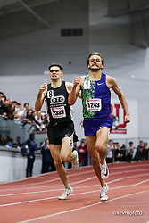 Boston University John Thomas Terrier Indoor Invitational Track & Field, mens Mile, , Nike,