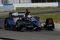Alex Tagliani, INDYCAR Spring Training, Sebring International Raceway, Sebring, FL 03/05/12-03/09/12