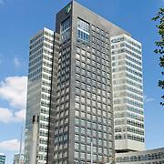 ABN AMRO Group N.V. is een Nederlandse bankgroep, opgericht tijdens de kredietcrisis door samenvoeging van de Nederlandse takken van het voormalige Fortis en ABN AMRO. In 2011 had de bank 6,8 miljoen klanten en 24.225 medewerkers. Voorzitter van de Raad van Bestuur is Gerrit Zalm. De Staat der Nederlanden is via de Stichting administratiekantoor beheer financiële instellingen (NLFI) vrijwel volledig eigenaar van het bedrijf. De Nederlandse staat zal volgens de huidige plannen niet eerder dan in 2014 overgaan tot verkoop door middel van een beursgang.