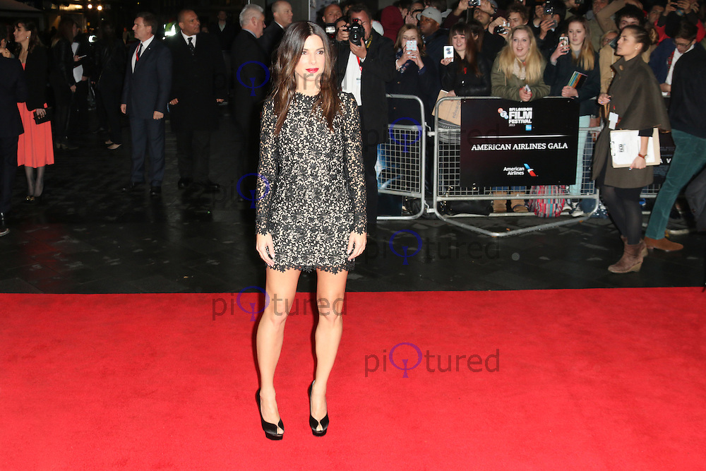 Sandra Bullock, The BFI London Film Festival: Gravity, Odeon Leicester Square, London UK, Photo by Richard Goldschmidt