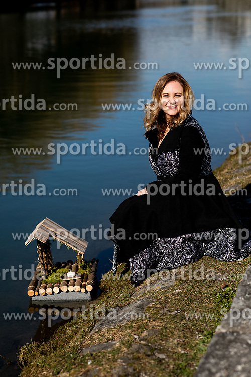 Portrait of Physician and humanitarian worker Ninna Kozorog, dr. med., spec. neuro., recipient of the Slovenian Woman of the Year 2019 award, on February 12, 2020 in Ljubljana, Slovenia. Photo by Vid Ponikvar / Sportida