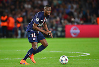 Blaise MATUIDI - 15.04.2015 - Paris Saint Germain / Barcelone - 1/4Finale Aller Champions League<br />
