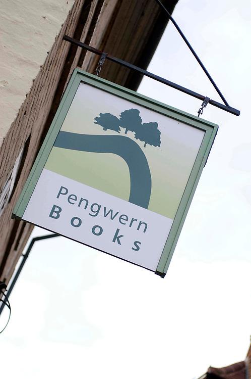 Pengwern Books Shrewsbury Shropshire, England
