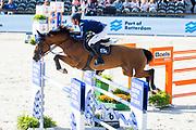 Daniel Deusser - Kiana van het Herdershof<br /> FEI European Championships 2019<br /> © DigiShots