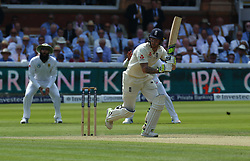 July 6, 2017 - London, England, United Kingdom - England's Ben Stokes .during 1st Investec Test Match between England and South Africa at Lord's Cricket Ground in London on July 06, 2017  (Credit Image: © Kieran Galvin/NurPhoto via ZUMA Press)