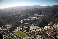 Pepperdine University Malibu Campus, California.