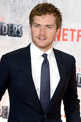 Actor Finn Jones attends the 'Marvel's The Defenders' New York Premiere at Tribeca Performing Arts Center in New York, NY, on on July 31, 2017. (Photo by Anthony Behar) *** Please Use Credit from Credit Field ***