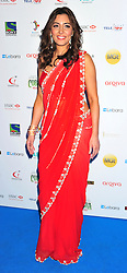 © under license to London News Pictures. 04/03/11. Laila Rouass attends Lebara British Asian Sports Awards , Saturday 5th March 2011 at the Grosvenor House Hotel, Park Lane, London. Photo credit should read alan roxborough/LNP