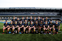 Worcester Warriors Under 18s Squad Photo - Mandatory by-line: Robbie Stephenson/JMP - 28/12/2019 - RUGBY - Sixways Stadium - Worcester, England - Worcester Warriors U18 v Wasps U18 - Premiership U18 Academy