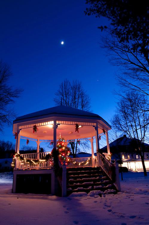 Rochester, Vermont.