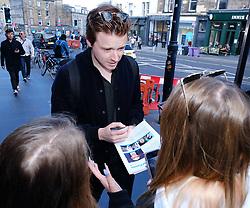 Edinburgh International Film Festival 2019<br /> <br /> In Person - Jack Lowden<br /> <br /> Pictured: Actor Jack Lowden arrives for his talk this evening<br /> <br /> Alex Todd | Edinburgh Elite media