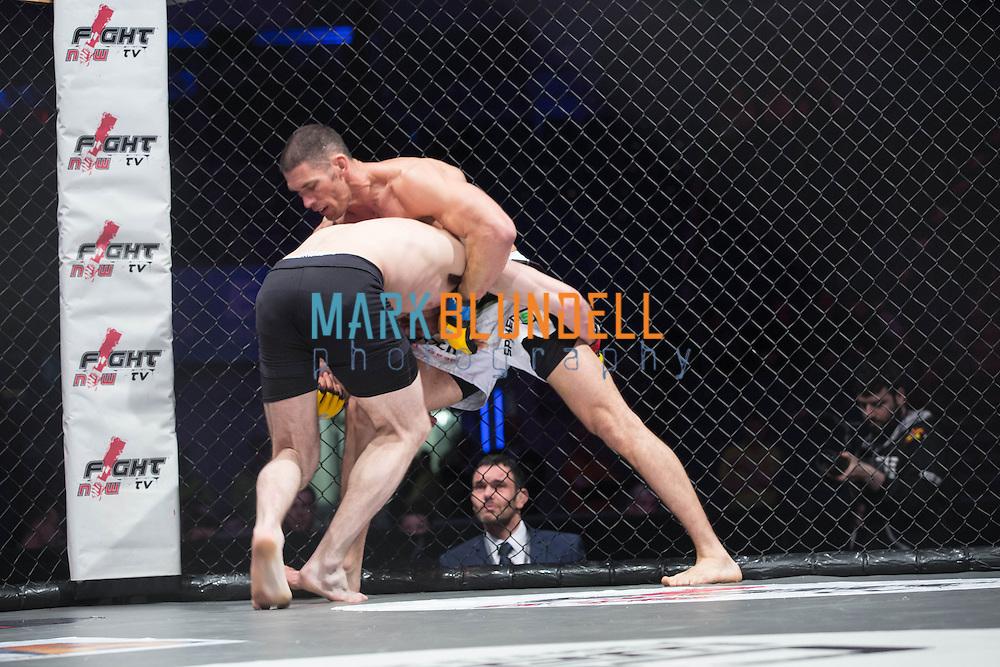 Matt Hallam vs. Steve Dinsdale