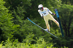 Jan Hoerl from Austria during Ski Jumping Continental Cup Kranj 2018, on July 8, 2018 in Kranj, Slovenia. Photo by Urban Urbanc / Sportida