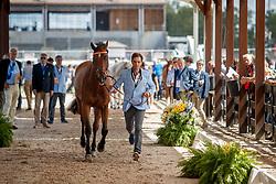 Alvarez Aznar Eduardo, ESP, Rokfeller de Pleville Bois Margot<br /> World Equestrian Games - Tryon 2018<br /> © Hippo Foto - Sharon Vandeput<br /> 17/09/2018