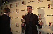 Sacha Baron Cohen. BAFTA Television Awards, sponsored by the Radio Times, Grosvenor House. London. 13 May 2001. © Copyright Photograph by Dafydd Jones 66 Stockwell Park Rd. London SW9 0DA Tel 020 7733 0108 www.dafjones.com