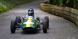 Boness Revival hillclimb motorsport event in Boness, Scotland, UK. The 2019 Bo'ness Revival Classic and Hillclimb, Scotland's first purpose-built motorsport venue, it marked 60 years since double Formula 1 World Champion Jim Clark competed here.  It took place Saturday 31 August and Sunday 1 September 2019.