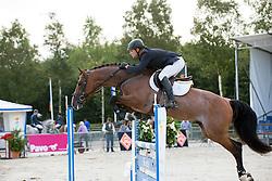 Brinkman Tom (NED) - Cobalt Blue R<br /> KWPN Paardendagen - Ermelo 2012<br /> © Dirk Caremans