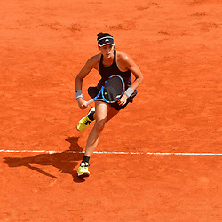 Garbine Muguruza of Spain during Day 5 of the French Open 2018 on May 31, 2018 in Paris, France. (Photo by Dave Winter/Icon Sport)