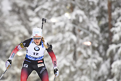 "March 8, 2019 - ƒâ€""Stersund, Sweden - 190308 Tiril Eckhoff of Norway competes in the Women's 7.5 KM sprint during the IBU World Championships Biathlon on March 8, 2019 in Östersund..Photo: Petter Arvidson / BILDBYRÃ…N / kod PA / 92247 (Credit Image: © Petter Arvidson/Bildbyran via ZUMA Press)"