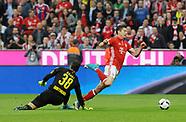 Bayern Munich v Borussia Dortmund 080417
