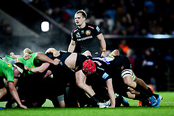 Stu Townsend of Exeter Chiefs - Mandatory by-line: Ryan Hiscott/JMP - 25/11/2019 - RUGBY - Sandy Park - Exeter, England - Exeter Braves v Harlequins - Premiership Rugby Shield