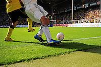 FUSSBALL   1. BUNDESLIGA   SAISON 2010/2011   3. SPIELTAG Borussia Dortmund - VfL Wolfsburg                         11.09.2010 Symbolbild Fussball