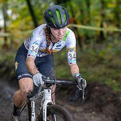 13-10-2019: Cycling: Superprestige Veldrijden: Gieten <br />Shirin van Anrooij