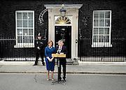 14/05/2010..Gordon Brown resigns as the UK Prime Minister.