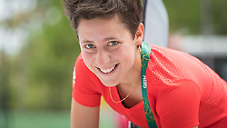 Brazil Rio de Janeiro 2. August 2016 Marina di Gloria, Rio 2016 Olympic Games<br /> Preparation day<br /> 470W SUI Linda Fahrni SUIFL2 Maja Siegenthaler SUISM14<br /> <br /> ©Jürg Kaufmann go4image.com