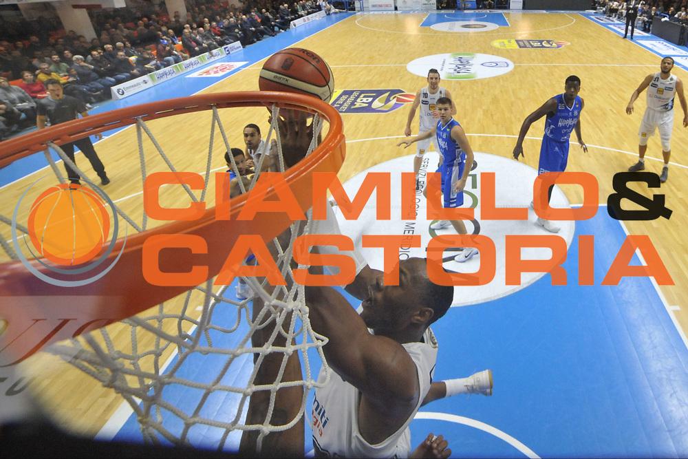Sutton Dominique<br /> Happycasa Basket Brindisi - Dolomiti Energia Trento<br /> Legabasket A 2017-2018<br /> Brindisi10 /12/2017<br /> Foto Ciamillo-Castoria/ M.Longo