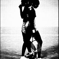 28.09.00 OLYMPISCHE SPELEN<br /> SYDNEY/AUSTRALIE<br /> TENNIS<br /> <br /> De &quot;GOLDEN WILLIAMS SISTERS&quot;  (USA)<br /> Serena &amp; Venus Williams (links) tijdens de dubbelfinale tegen de Nederlandse dames Kristie Boogert &amp; Miriam Oremans die zij heel makkelijk versloegen.